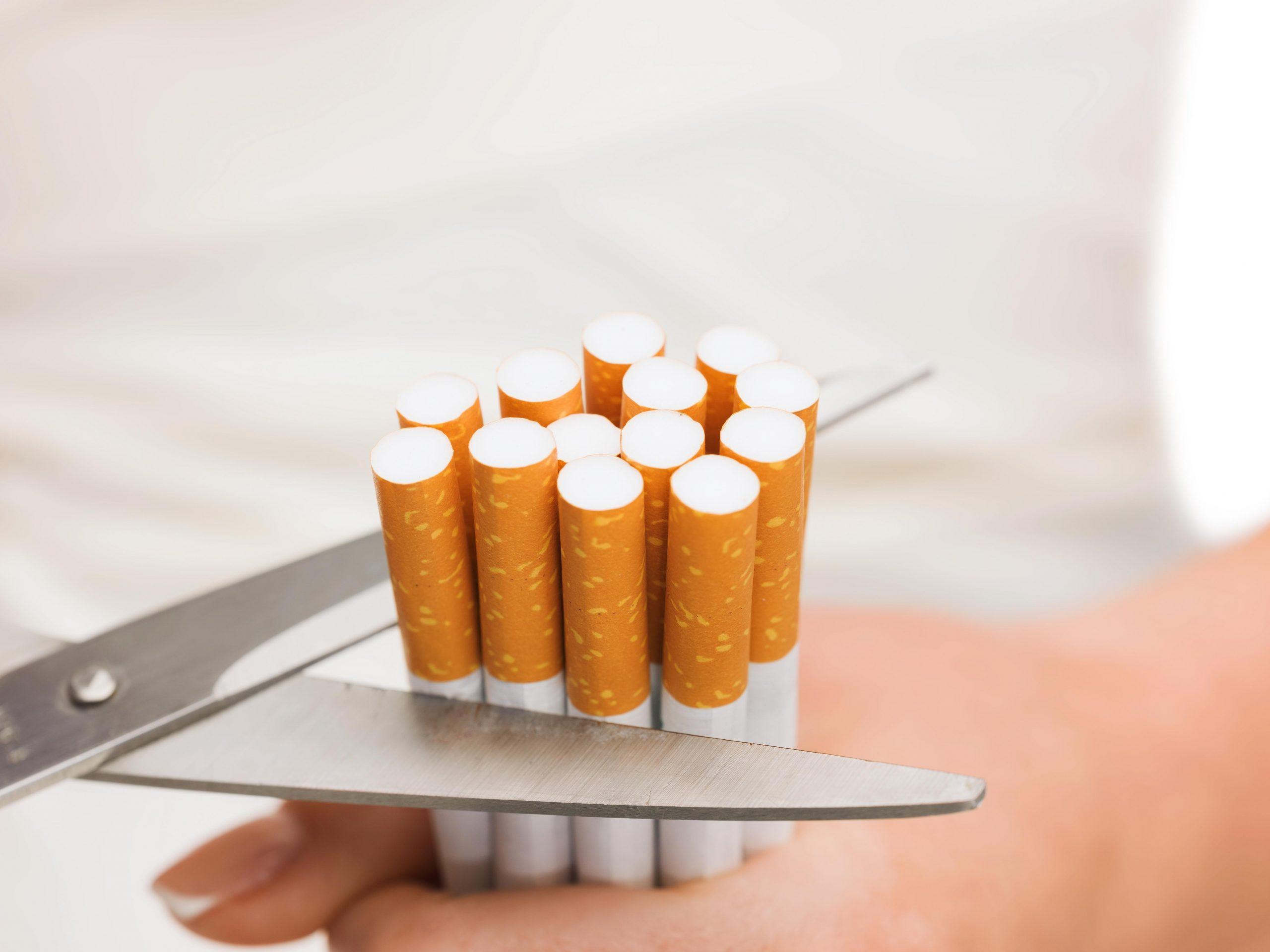 stoppen met roken volhouden